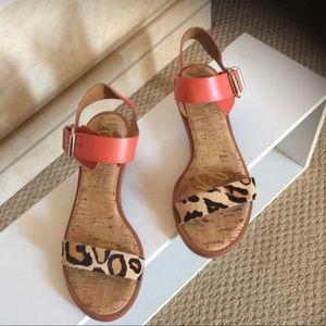 New Sam Edelman sandals